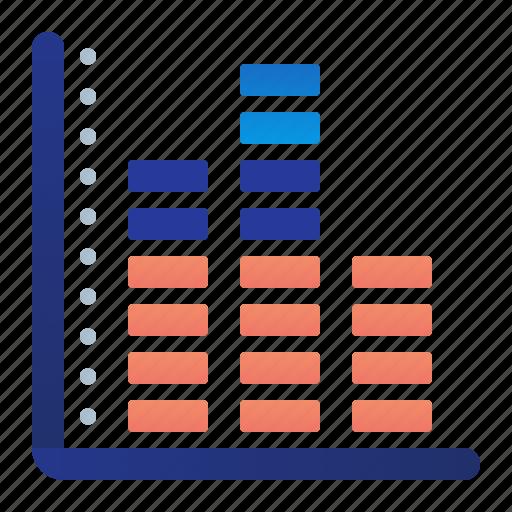 analytics, axis, chart, graph, statistics icon