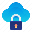 lock, protection, storage, cloud, privacy