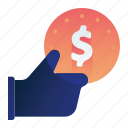 cost, finance, like, money, rating, review icon