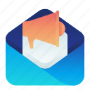 announcement, email, mail, marketing, newsletter icon