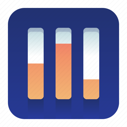 Analytics, bar, chart, graph, statistics icon - Download on Iconfinder