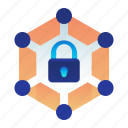 lock, network, privacy, protection, safety
