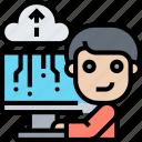 security, resource, center, cloud, upload