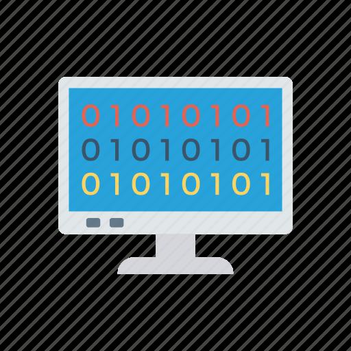 code, development, password, programming icon