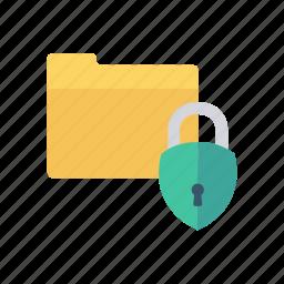 lock, private, protect, secure icon