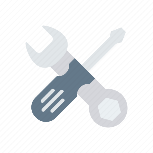 config, reapir, setting, wrench icon