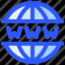 domain, internet, link, url, www