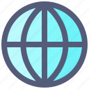 globe, internet, web, www