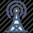 communication, internet, signal, tower