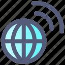 global, internet, signal, web, www