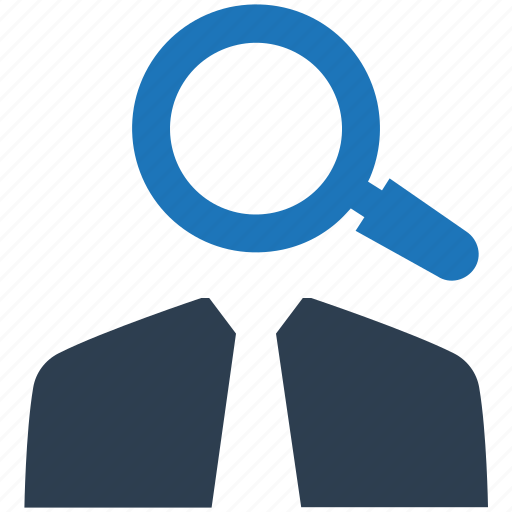 find job, looking, recruitment, search job icon