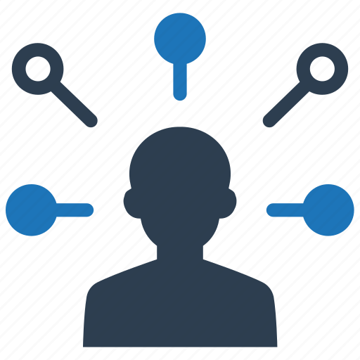 connections, link, network, social media, user icon