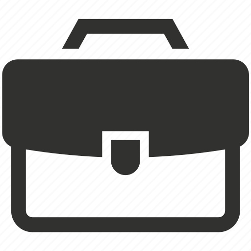 bag, office, office bag, portfolio icon