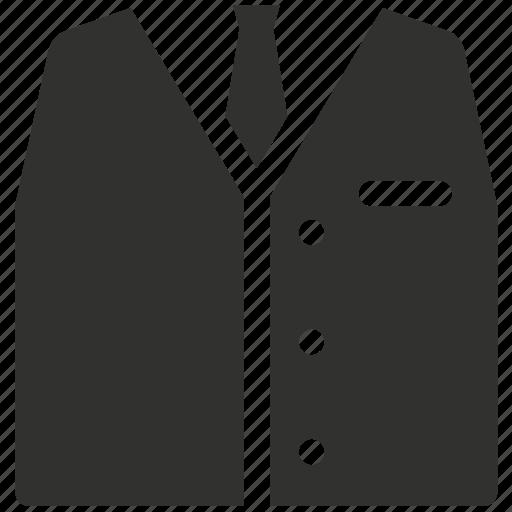 businessman, suit, uniform icon