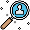 employment, find, job, search, vacancy icon