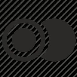 drag, drop, image, instrument, program, round icon