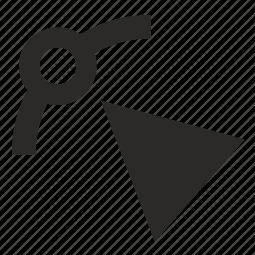 curve, geometry, instrument, line, node, program icon