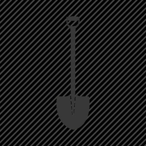 Instrument, shovel, spade, tool icon - Download on Iconfinder