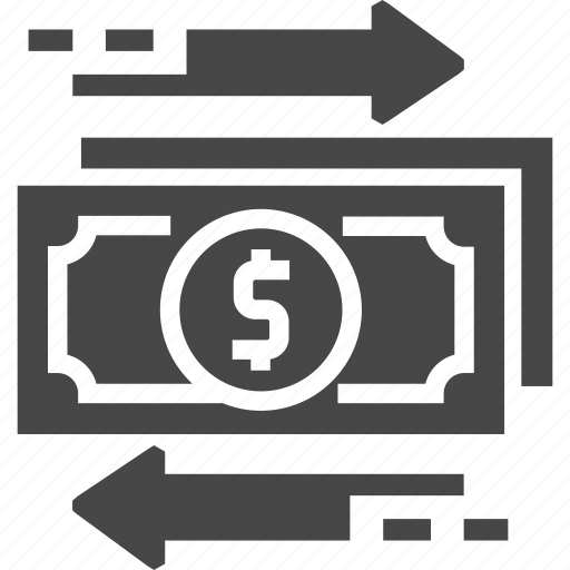 Cash, exchange, transaction, transfer icon - Download on Iconfinder
