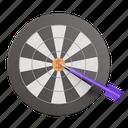 investment, target, goal, aim, focus, arrow, business