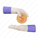 exchange, investment, money, cash, finance, business, coin