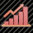 graph, analytics, business, report, investment, chart, statistics