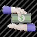 exchange, investment, money, cash, finance, business, dollar