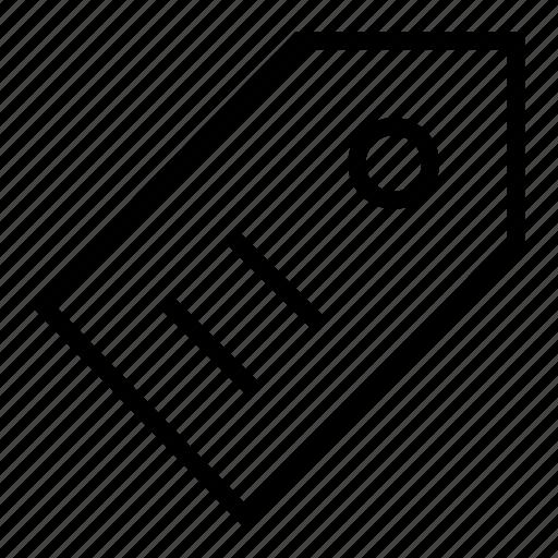 badge, brand, brand tag, card, insignia, mark, tag icon