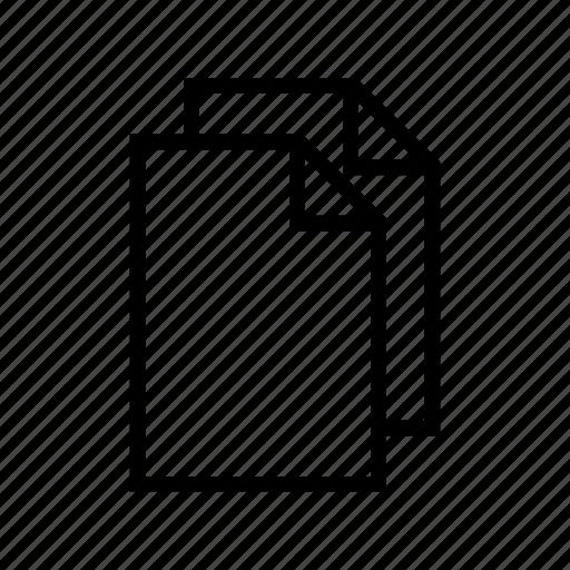 file, file folders, folder, sheets, storage icon