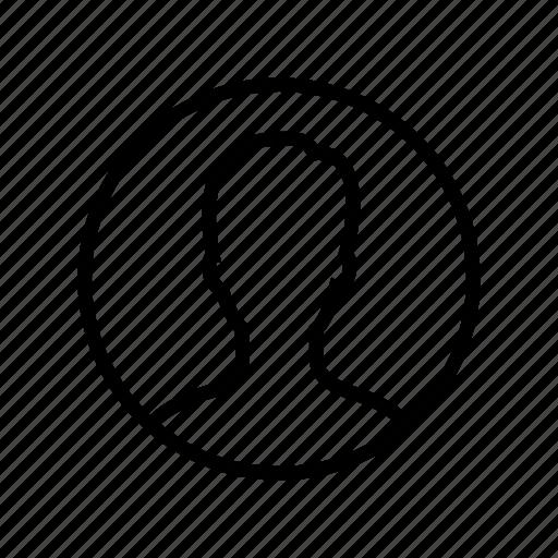 buyer, client, consumer, customer, man, user icon