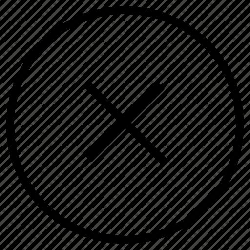 cross, cross sign, cross tag, delete, remove icon