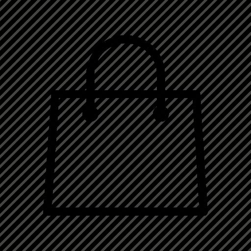 bag, groceries shopper, plastic bag, shopper, shopping, shopping bag icon