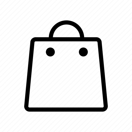 bag, groceries shopper, plastic bag, shopper, shopping, shopping bag icon