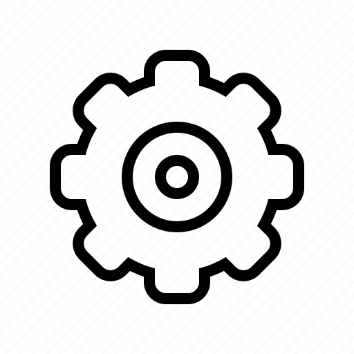 configuration, gear, options, preferences, settings, system, tools icon
