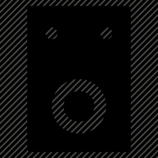 loud speaker, multimedia, music, sound, speaker, volume icon