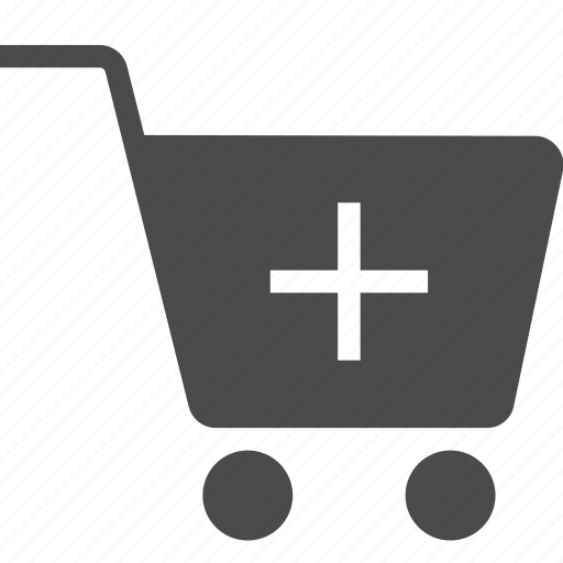 add, cart, new, plus, shop, shopping, to icon