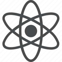atom, atomic, dna, molecule, nuclear, research, science icon
