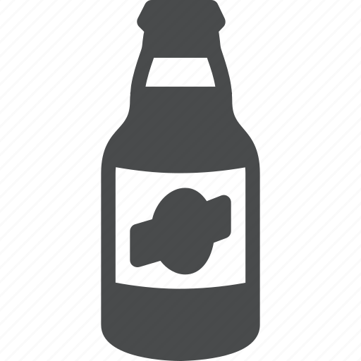 alcohol, bar, beer, beverage, bottle icon