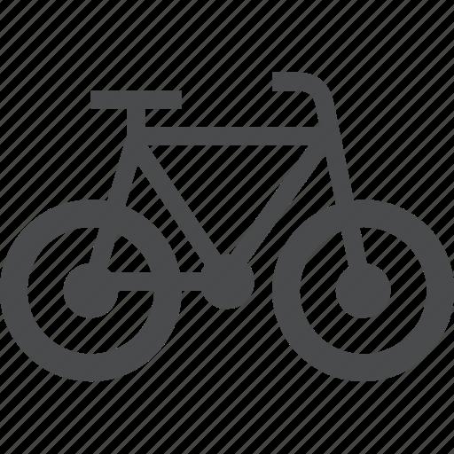 bicycle, bike, green, transportation icon