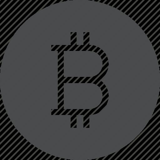 bitcoin, blockchain, coin, currency, finance, money, online icon