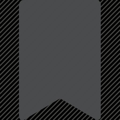 bookmark, favorite, save icon