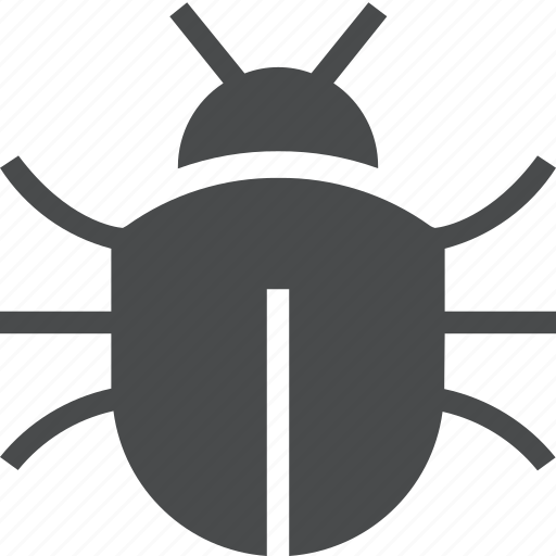 bacteria, beetle, bug, infection, insect, pest, virus icon