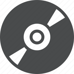 album, cd, compact, disc, dvd, multimedia icon