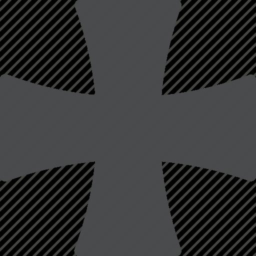 celtic, christian, cross, religion icon