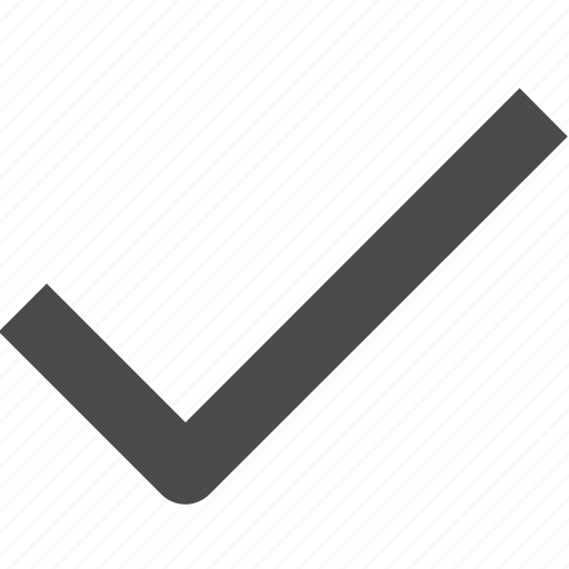 accept, approved, check, checkmark, complete, ok, success icon