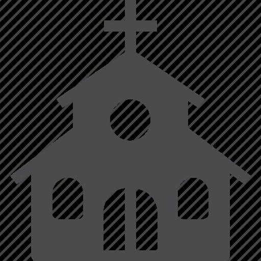 chapel, church, mosque, pray, religion, religious, temple icon