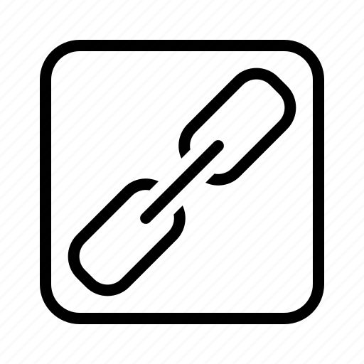 building, chain, hyperlink, interface, link, protection icon