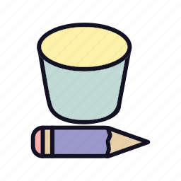 breakfast, coffee, cup, cup-cincil, dinner, drink, kitchen icon