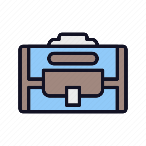 bag, briefcase, business, finance, marketing, office-bag, shopping icon