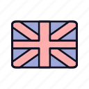 asian, britain, britain-flag, circle, country, flag, world icon